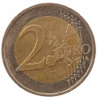 Euro coin — Stock Photo #10386048