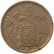 Pesetas — Stock Photo