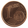Euro cents — Stock Photo #10386307