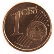 Stock Photo: Euro cents