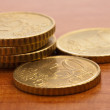 ������, ������: Euro cent coins