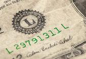Dólar — Foto de Stock