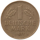 German mark — Stock Photo