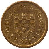 Escudo coin — Stock Photo