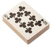 Poker deck — Stock Photo