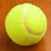 Tennis ball — Стоковое фото