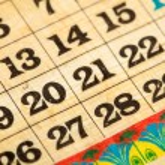 Calendar — Stock Photo #10390013
