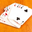 Royalty-Free Stock Photo: Poker cards