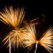 Fireworks at night — Stock Photo #10391042