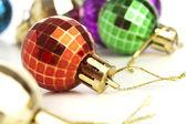 Weihnachtskugel — Stockfoto