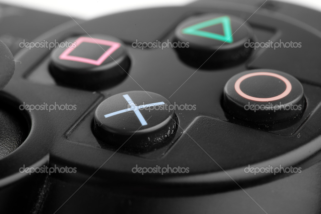 Joypad — Stock Photo #10391011