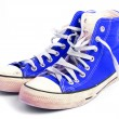 Vintage sneakers — Stock Photo #10425730