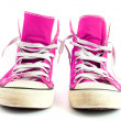 Vintage sneakers — Stock Photo #10425757