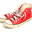 Vintage sneakers — Stock Photo #10425963