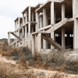 Unfinished building - Stockfoto