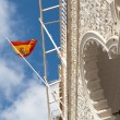 Spanish embassy - Stock Photo