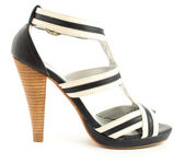 Modern high heeled shoe — Stock Photo