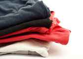 Clothes pile — Stock Photo