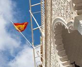 Spanish embassy — Stock Photo