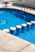 Clean pool — Stock Photo