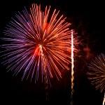 Fireworks — Stock Photo #10470977