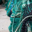 Harbor net, closeup photo — Lizenzfreies Foto