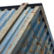 Boat container — Stock Photo #10561422