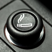 автомобильного прикуривателя — Стоковое фото