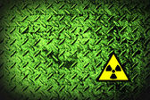 Suelo radiactivo — Stock Photo