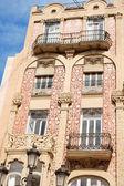 Casa del punt de gantxo en valencia — Foto de Stock