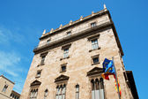 Palace of the Generalitat Valenciana — Stock Photo