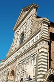 Chiesa di santa maria novella a firenze — Foto Stock
