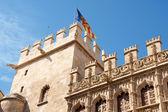 Lonja de la Seda in Valencia — Stock Photo