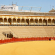 Plaza de Toros in Seville — Stock Photo