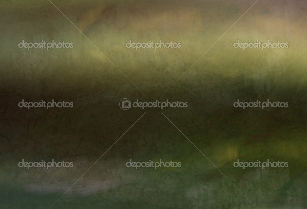 Textured grunge background dominant color green — Stock Photo #8518471