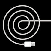 Usb plug — Stock Vector