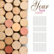Corks wine — Stock Photo #10149163
