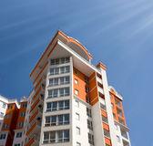 New apartment building — Stock Photo