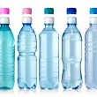 Royalty-Free Stock Photo: Set of  bottles