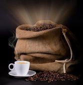 Cofee beans — Stock Photo