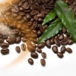Cofee beans — Stock Photo #9164247