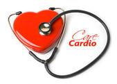 Cardio care — Stock Photo