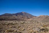 Mt Teide — Stock Photo