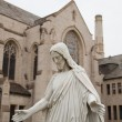 Jesus statue — Stock Photo #9838055