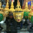 Khon Masks, Thailand — Stock Photo #10472668