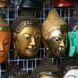 Souvenirs in Thailand - Stock Photo