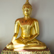 Golden Buddha — Stock Photo #10478732