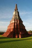 Tajski pagoda — Zdjęcie stockowe