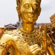 Statue in Grand Palace — Stock Photo