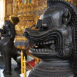 Statue in Grand Palace, Thailand — Stockfoto